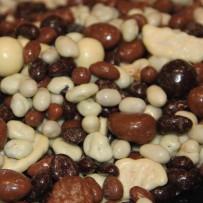 Chocolade yoghurt mix - Elbnuts Markthal