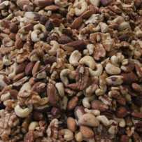 Noten mix naturel - Elbnuts Markthal