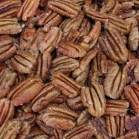 Pecannoten geroosterd en gezouten - Elbnuts